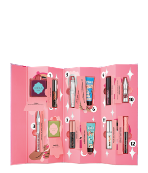 Christmas Beauty Gifts Makeup Sets