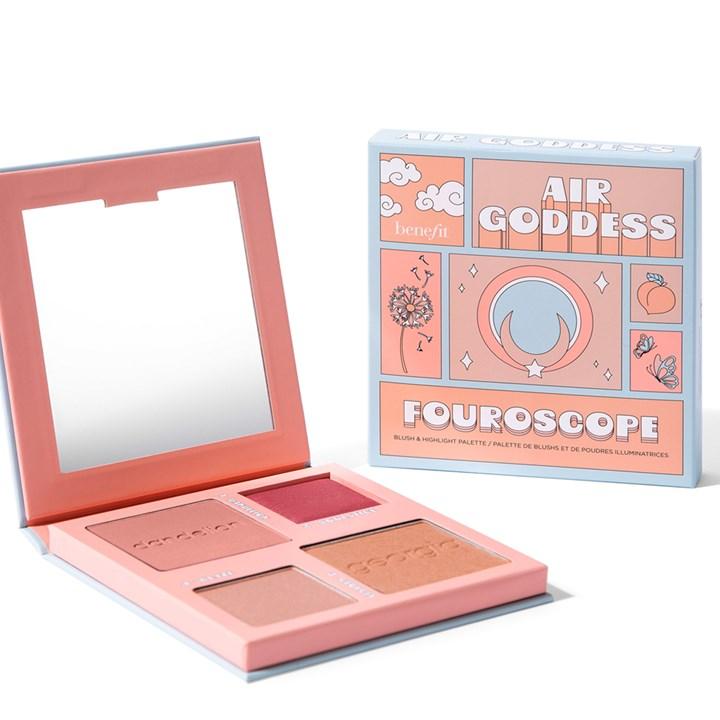 Fouroscope: Air Goddess | Benefit Cosmetics